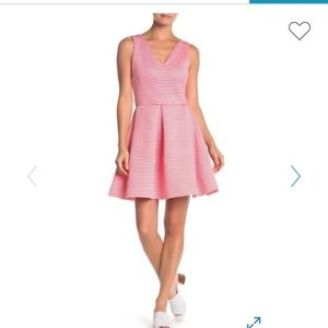 Fit And Flare Dress New Without Tags